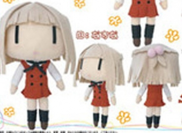main photo of Movic Hidamari Sketch Plushies: Nazuna