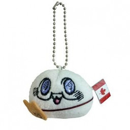main photo of Hetalia Omochi Mascot: Canada