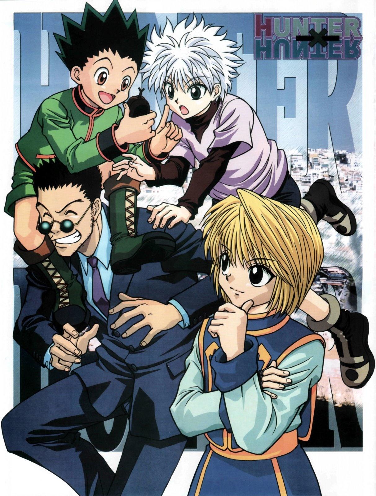 Hunter x Hunter - My Anime Shelf
