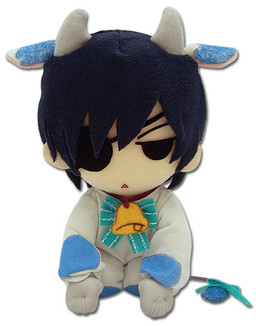 main photo of Ciel Phantomhive Cow Cosplay Ver.