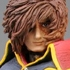 Super Figure Legend - Adieu Galaxy Express 999: Captain Harlock