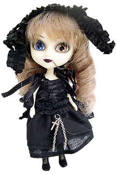main photo of Little Pullip Noir