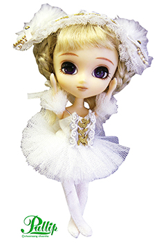 main photo of Little Pullip Swan