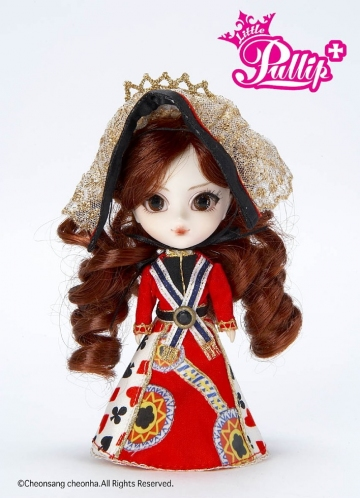 main photo of Little Pullip+ Queen of Hearts