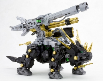 main photo of ZOIDS: Dark Horn Harry Special
