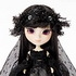 Little Pullip+ Black Diamond