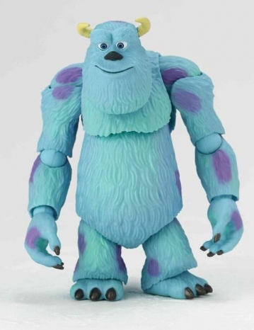 main photo of Revoltech Pixar Figure Collection No.006: Sulley