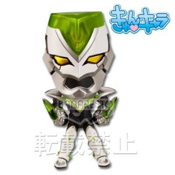 main photo of Ichiban Kuji Kyun Chara World Tiger & Bunny #01: Wild Tiger