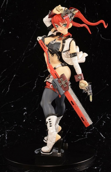 main photo of Hyper Nurse: Commander Erika-chan Red Ver.