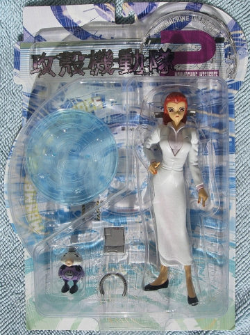 main photo of Manmachine Interface: Motoko Aramaki Blue Base Ver.
