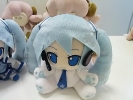 photo of Plush Strap Series: Snow Miku Polar Bear Costume Ver.
