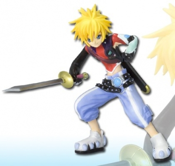 main photo of One Coin Grande Figure Collection Tales of Destiny & Tales of Destiny 2: Kyle Dunamis