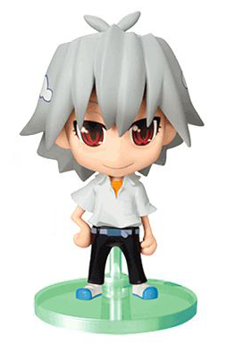 main photo of Super Deformation Maniac #3: Nagisa Kaworu
