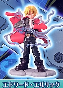 main photo of Edward Elric
