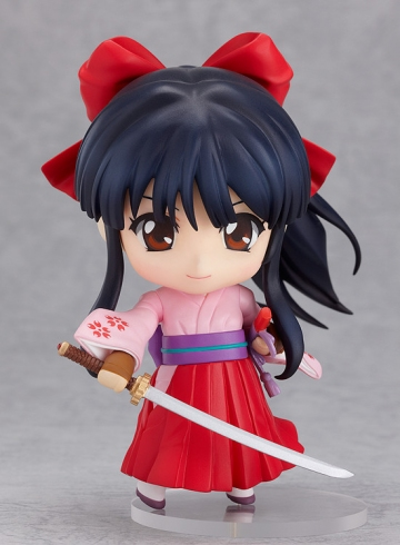 main photo of Nendoroid Sakura Shinguji & Koubu Set