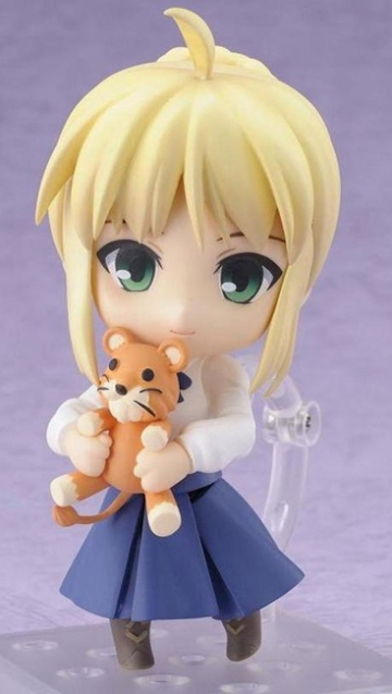 main photo of Nendoroid Saber Super Movable Edition: Casual Clothes ver.