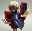 photo of Fate/stay night Bust Collection: Saber Alter Bust Fantasm Box 02 extra Ver.