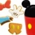 Disney Character Mogumogu 3: Cookie Jar and Cookies