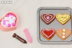 photo of Petit Sample Series Heart-shaped Pastry: Operation Heart Cookies
