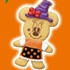Disney Halloween Cookie Mascot: Minnie Mouse