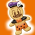 Disney Halloween Cookie Mascot: Donald Duck