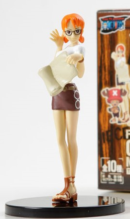 main photo of One Piece Motion Figure: Nami
