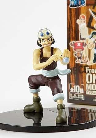 main photo of One Piece Motion Figure: Usopp