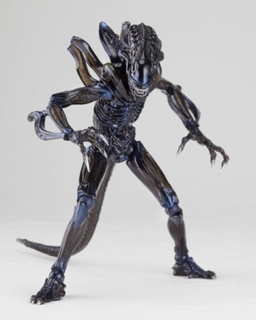 main photo of SCI-FI Revoltech No.016 Alien Warrior