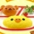 Rilakkuma Warm and Fluffy Meals - Special Lunch Plate