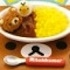 Rilakkuma Warm and Fluffy Meals - Dinner is Croquette Curry