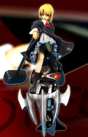 main photo of Pocket Theater DX Nitroplus Characters The First Bullet: Mora