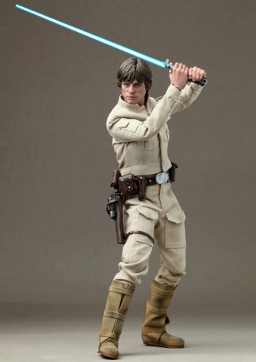 main photo of Movie Masterpiece DX: Luke Skywalker Bespin Outfit
