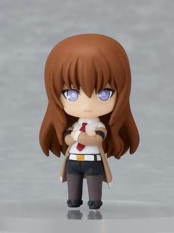 main photo of Nendoroid PLUS Nendoroid Generation Charm: Makise Kurisu