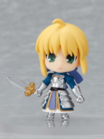 main photo of Nendoroid PLUS Nendoroid Generation Charm: Saber