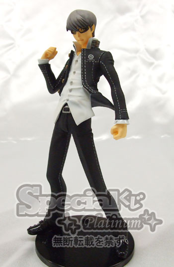 main photo of Persona 4 The Animation Special Kuji Platinum: Shujinkou
