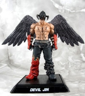 main photo of Chouzoukei Damashii Tekken 6: Devil Jin (Secret figure)