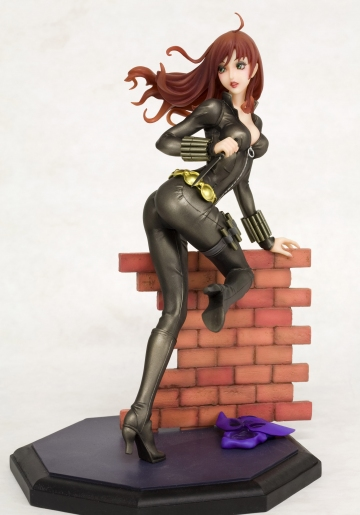 main photo of MARVEL Bishoujo Statue Black Widow Covert Ops Gray Costume ver.