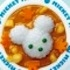 Disney Food Mascot: Curry Rice