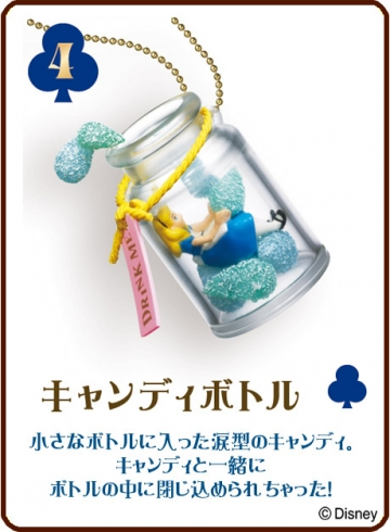 main photo of Sweets Mascot in Wonderland: Candy Bottle