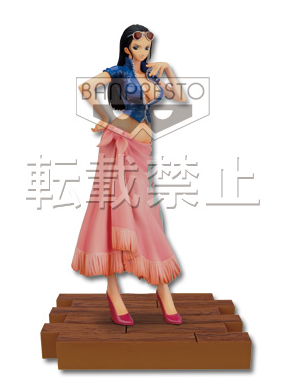 main photo of Ichiban Kuji One Piece Romance Dawn for the New World Last Part: Robin Nico