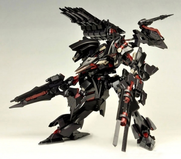 main photo of V.I. Series Armored Core LAYLEONARD 04-AALIYAH UNSUNG