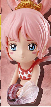 main photo of One Piece Collection Fish and Human Tribe: Shirahoshi