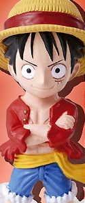 main photo of One Piece Collection Fish and Human Tribe: Monkey D. Luffy