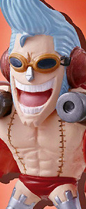 main photo of One Piece Collection Fish and Human Tribe: Franky
