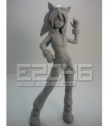 main photo of Hatsune Miku Sonic Ver.