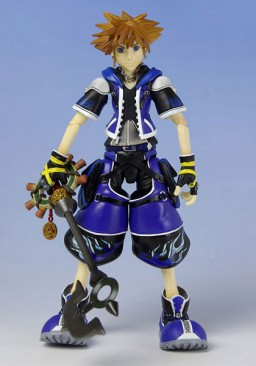 main photo of Play Arts Sora Wisdom Form Miyazawa Model Ver.