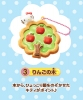 photo of Hello Kitty Sparkly Clear Cookie Mascot: Hello Kitty Apple Tree