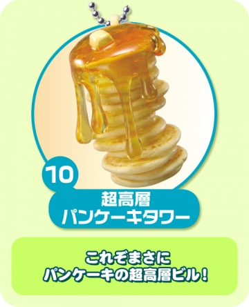 main photo of Big Volume Food: Pancake Tower