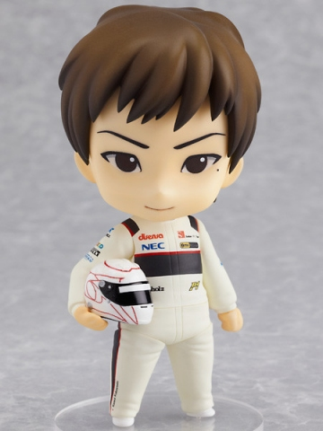 main photo of Nendoroid Kamui Kobayashi: Ganbare Japan Ver.