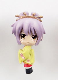 main photo of Yuki Nagato The Kinki Region Ver.